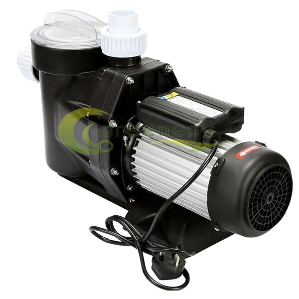 2.5HP In Above Ground Swimming Pool Sand Filter Pump Motor Strainer for Hayward $149.79