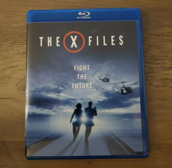 The X Files: Fight the Future Blu ray Disc 2009