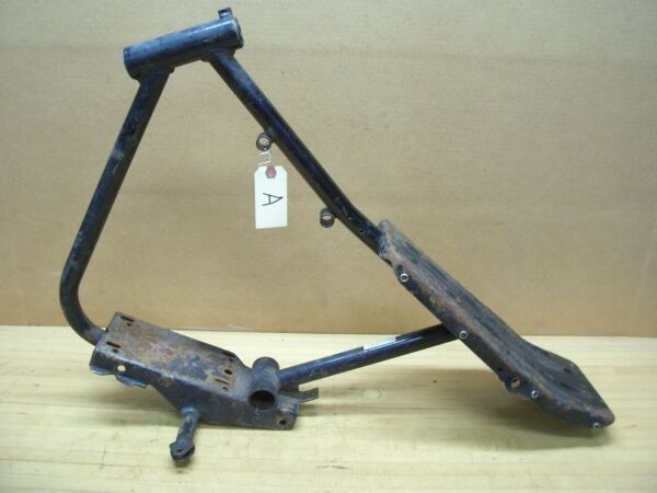 Vintage Rupp Minibike Mini Bike Roadster Black Widow Frame A $164.99