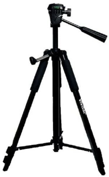 Vivitar Series One 64quot; Tripod Black Quick Release Fluid Head 63.7quot;