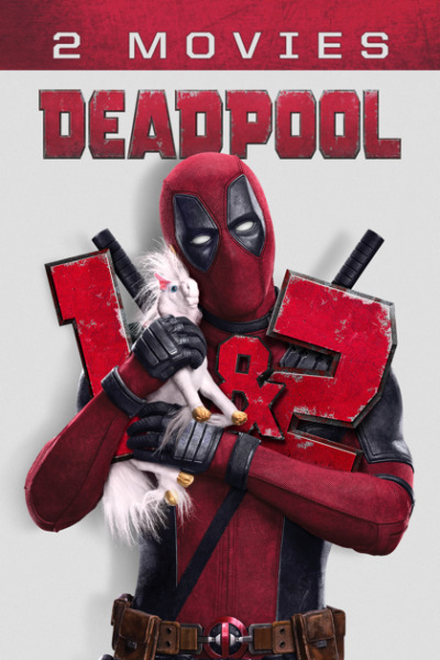 Deadpool 1 amp; 2 DVD Set Brand New amp; Sealed w Slipcover Free Shipping $12.09