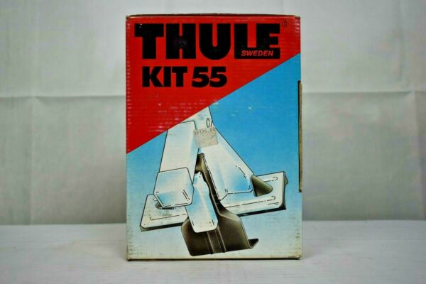 Thule Car Rack Fit Kit 055 For Cadillac Seville 1986 For USA Charity $46.18