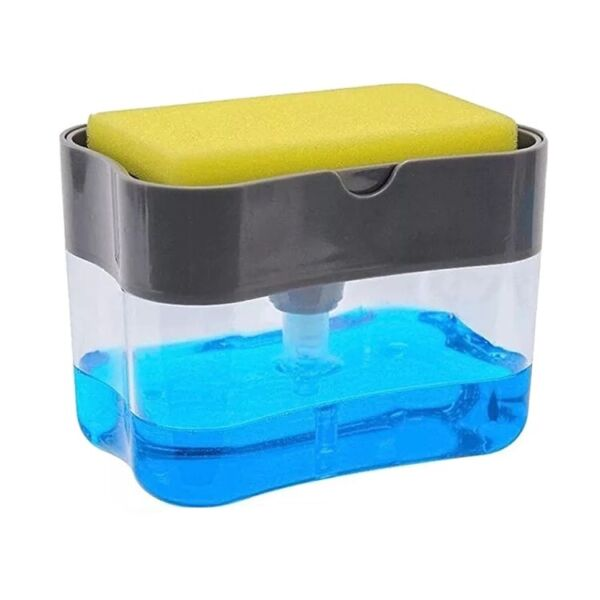 Liquid Soap Pump Dispenser Soap Pump amp; Sponge Caddy