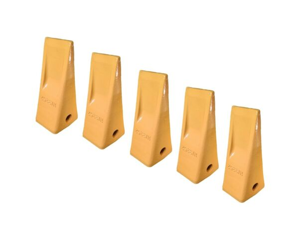 5 Bucket Standard Dirt Teeth Fits CAT J350 Series 1U3352 $118.00