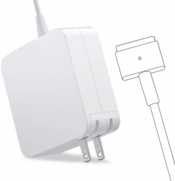 Mac book pro 85W Magnetic 2 Power Adapter Replacement for MBP 17 15 13 Inch