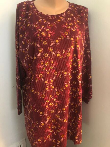 Womens Top Large 18 20 New By Woman Within $5.00