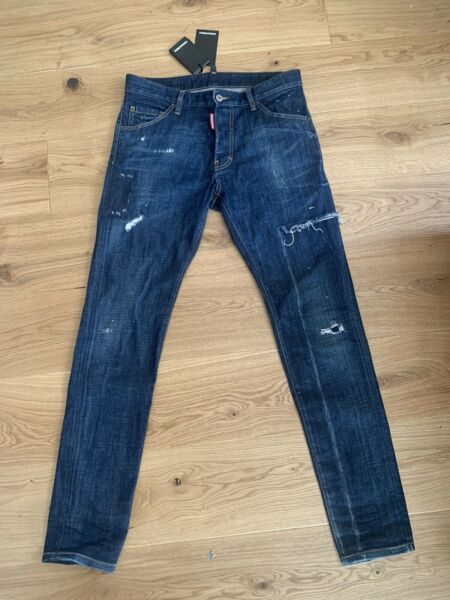 Dsquared Cool Guy Jeans 32 Men's GBP 239.00