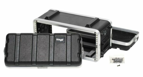Stagg Shallow ABS Case for 4 Unit Rack ABS 4US $165.99