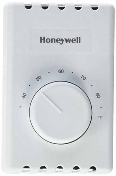 Honeywell Electric Baseboard Heat Thermostat CT410B PREOWNED $12.99