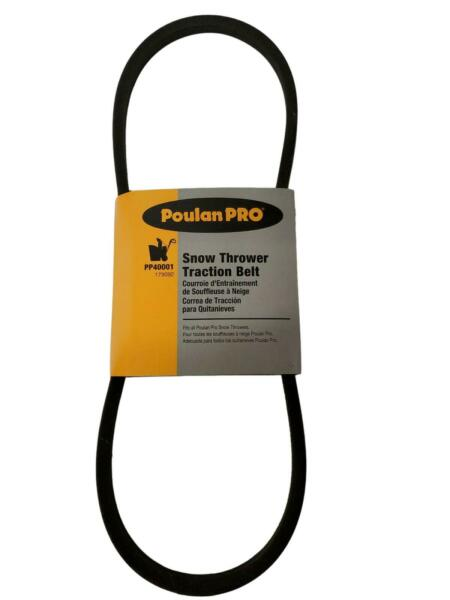 Poulan Pro PP40001 OEM Belt 179092 Snow Thrower Traction Drive 416954 532179092