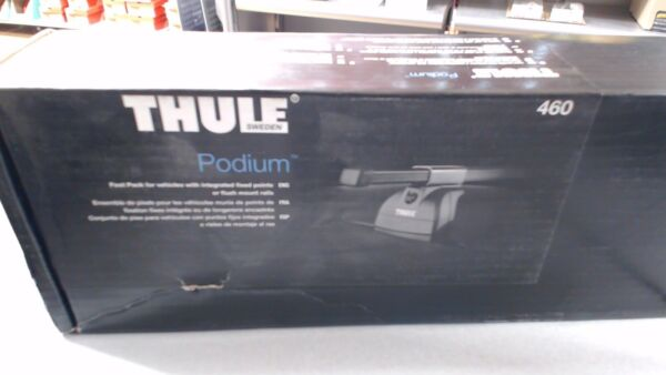 Thule 460 Roof Rack Mount Kit $120.00