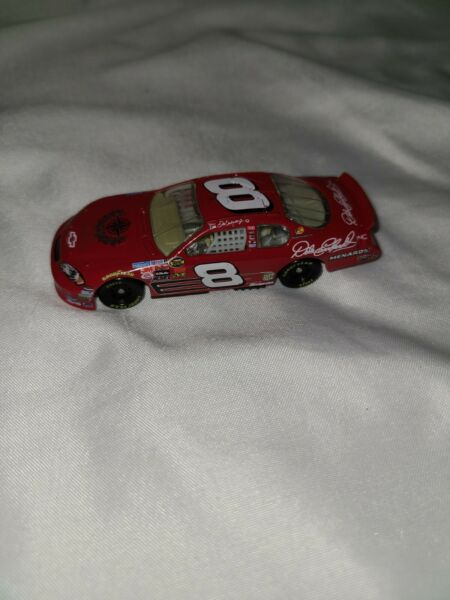 Dale Earnhardt Jr Motorsports Authentics 2006 Red Chevrolet Monte Carlo #8.