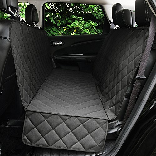 Honest Dog Car Seat Covers with Side Flap Pet Backseat Cover for Cars Trucks $28.85