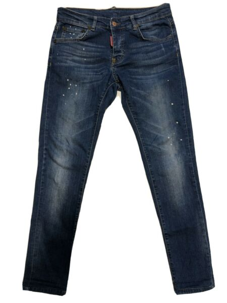 Dsquared2 Men's Jeans Size 32 Made In Italy $59.99