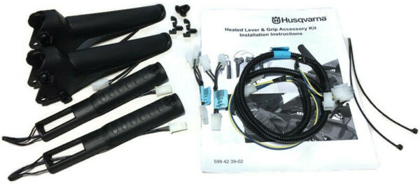 Heated Hand Grip Kit Husqvarna snow blower ST224 ST227 ST230 ST227P ST324 ST424