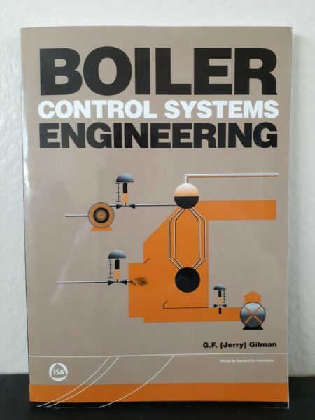 PAPERBACK Boiler Control Systems Engineering G. F. Gilman $40.00