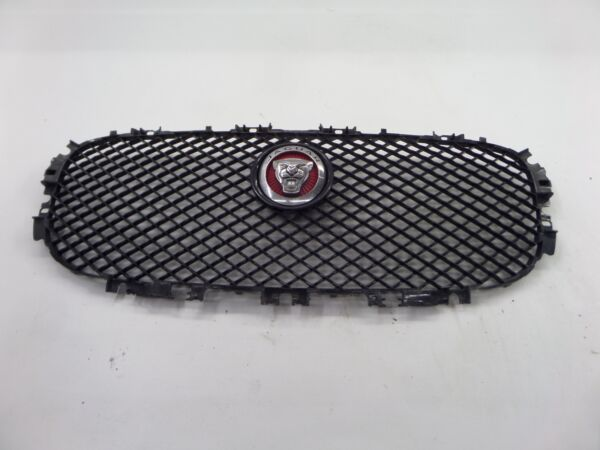 Jaguar XF AWD S Front Bumper Nose Grille Grill X250 09 15 CX23 8A100 AA
