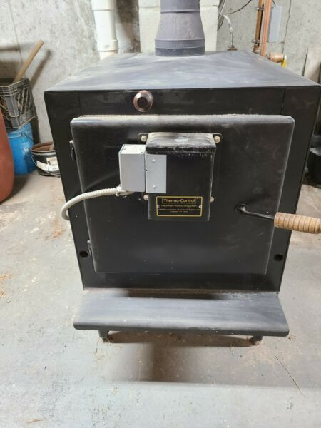 Thermo Control Indoor wood boiler $1650.00