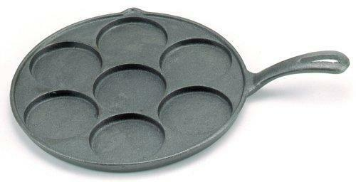 Norpro Cast Iron Plett Pan