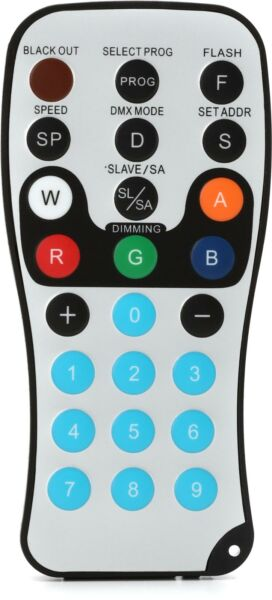 ADJ LED RC2 Infrared Wireless Remote Control