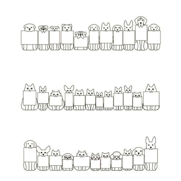 Cute Dog DIY Silicone Clear Stamp Cling Seal Scrapbook Embossing Album Decor $3.95