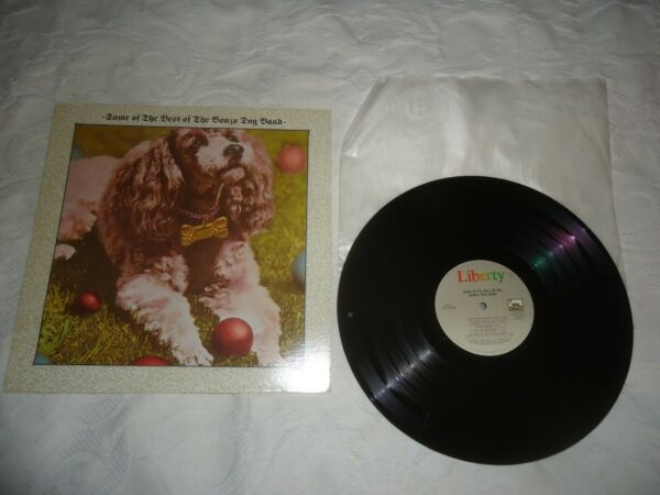 BONZO DOG BAND SOME OF THE BEST OF THE 1983 LIBERTY RECORDS LP LN 10206 EXC. VG $6.99
