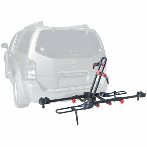 RACK 2 BIKE HITCH MOUNT Carrier Trailer Car Truck SUV Receiver Bicycle Transport $105.00