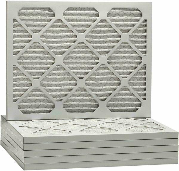 Merv 11 Pleated AC Furnace Filters. Made In the USA. Case of 6 $29.99
