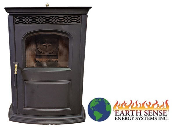 HARMAN ACCENTRA PELLET FIREPLACE–USED REFURB 2004 MODEL FREE SHIPPING $2799.00