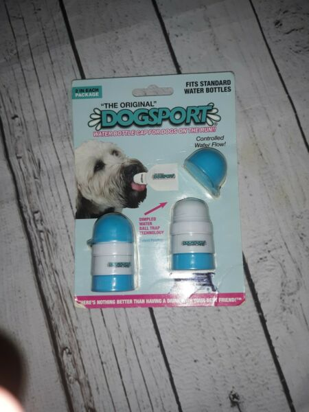 Dog Sport H20 Water Nozzle for Dog Two Pack. Fits standard water bottles $6.92