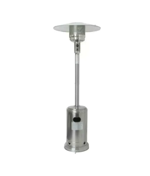 NEW Hampton Bay 48000 BTU Stainless Steel Patio Heater Outdoor *FREE SHIPPING*