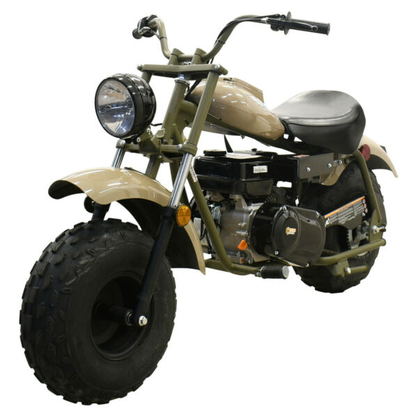 MASSIMO MB200 Demo SUPERSIZED 196cc MINI BIKE Motorcycle Powersports Outdoor $699.00