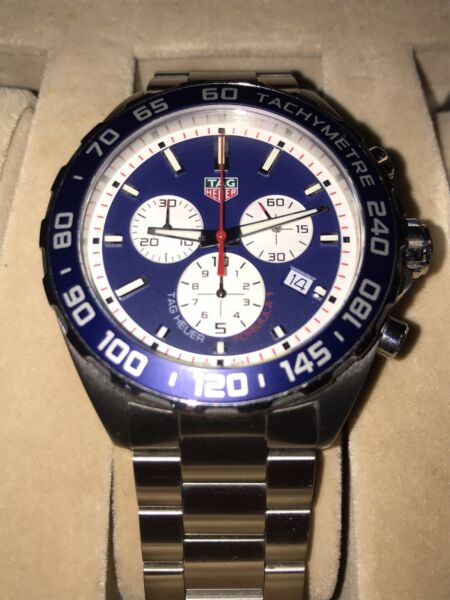 """Tag Heuer Formula 1 Special """"Red Bull Racing"""" Edition CAZ1018"""