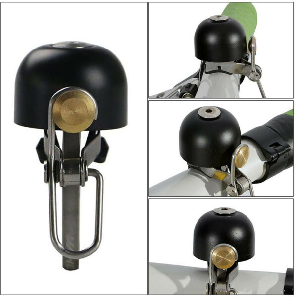 Modern Vintage Bicycle Ring Bell Bike Handlebar Bell Classic Retro Bell New US $6.99