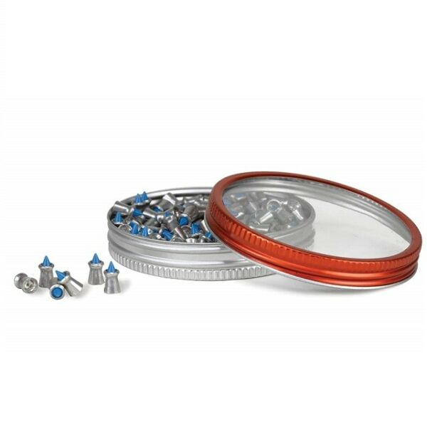 Gamo 632270254 PBA Lead Free Blue Flame .177 Caliber Airgun Pellets 100 Count $21.34