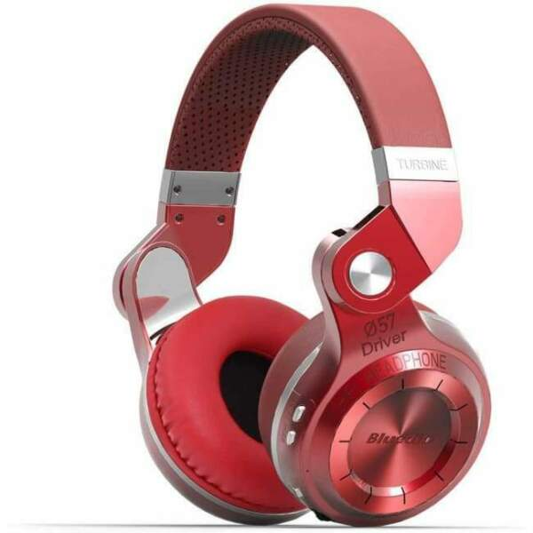 T2s Bluetooth Headphones w Mic Folding Wired amp; Wireless for Cell Phone TV PC $22.99