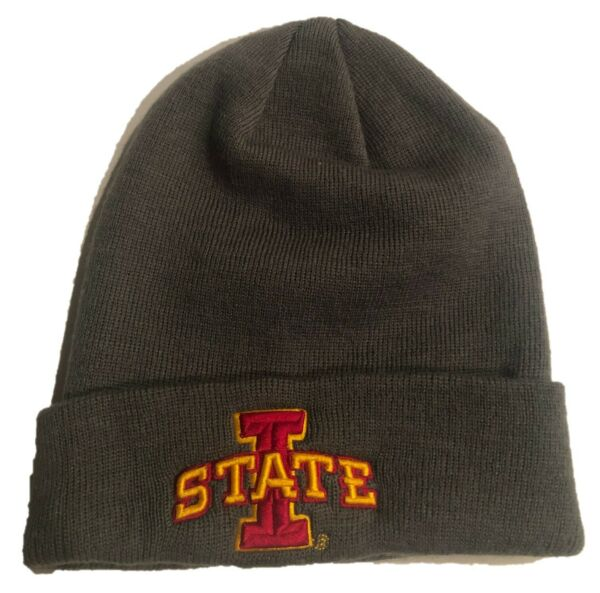 Iowa State Top of the World NCAA Cuffed amp; Knit Beanie Hat $12.00