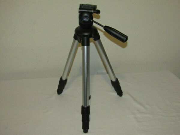 Bogen Manfrotto Tripod with Head See Description and Pictures