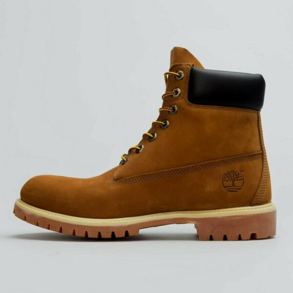 Timberland Men#x27;s 6quot; Premium Waterproof Boots NEW AUTHENTIC Rust 72066 $194.99