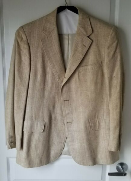 SOUTHWICK for Cable Car Clothiers TRAD 3 2 Roll Sack Sport Coat 42R $69.99