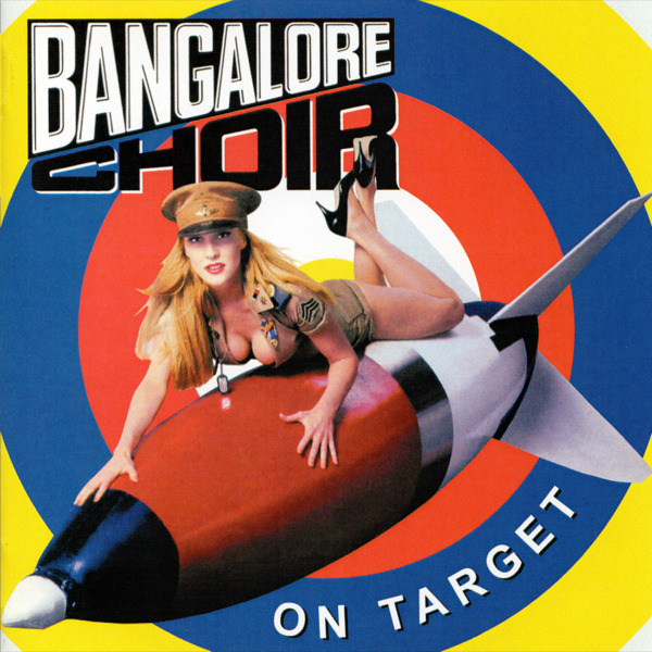 Bangalore Choir • On Target CD 1992 No Life Til Metal 2020 •• NEW ••