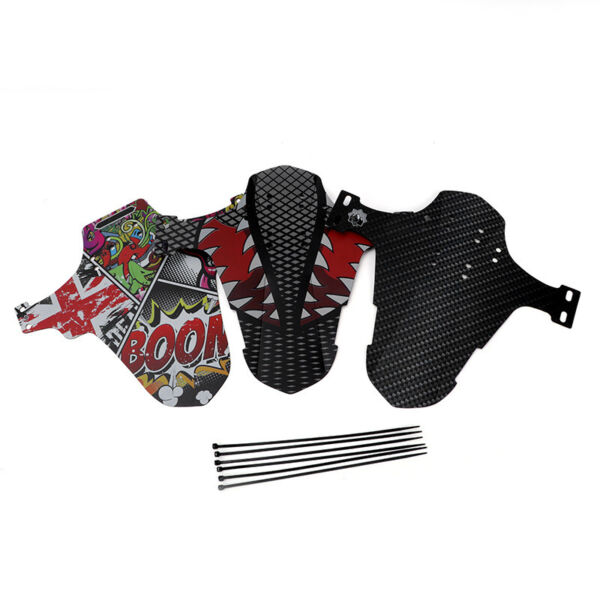Bicycle Fender MTB Mudguard for Front Fork Rear Wheel Mountain Bike Accessories $6.83