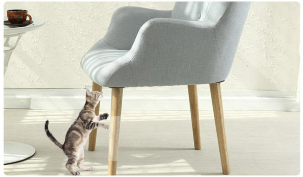 Furniture Protectors from Cat Scratch 2 pcs Couch Guards for Cats $9.40