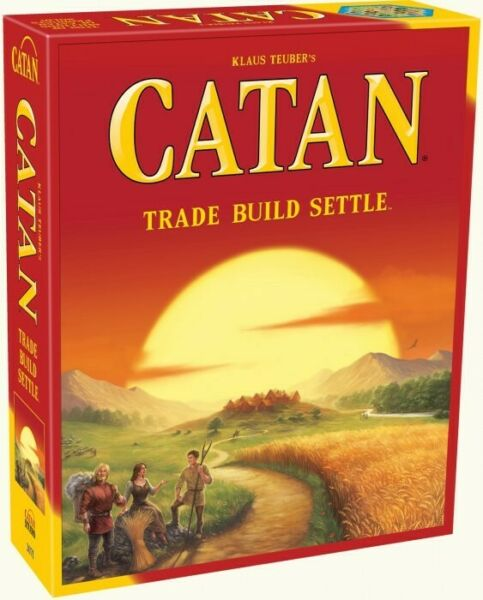 Settlers of Catan Board Game Brand New
