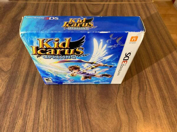 Kid Icarus: Uprising Nintendo 3DS Brand New Factory Sealed see pictures