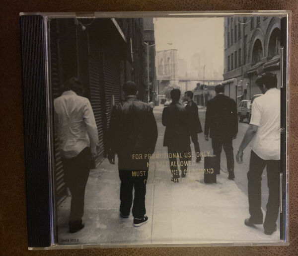 Anybody Out There? by Burlap to Cashmere CD Word Distribution