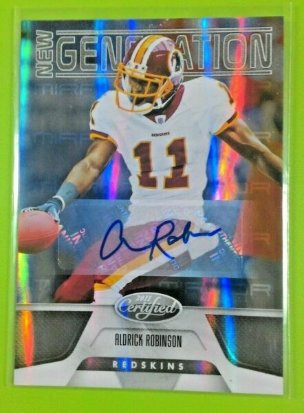 WASHINGTON REDSKINS AUTO JERSEY PATCH RC VARIATION STARS CHASE YOUNG GIBSON $16.75