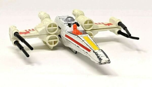 Star Wars Vintage Die Cast X Wing Fighter 1978 by Kenner
