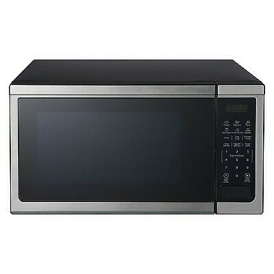 Oster 1.1 cu ft 1000W Microwave Stainless Steel OGCMDM11S2 10 $56.99