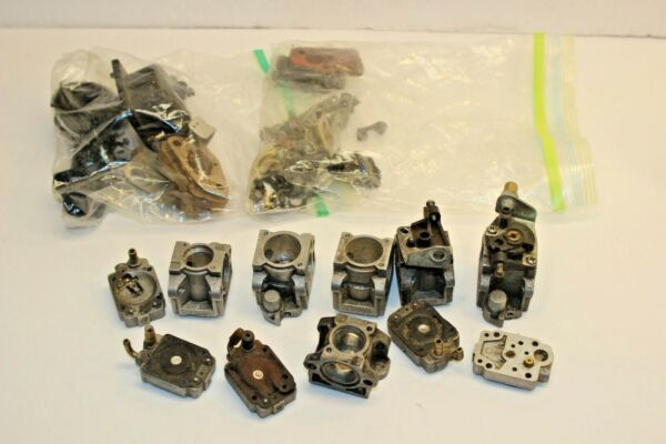Lot of Carburetors Small engine blower edger weed eater chainsaw Ruiing trimmer $28.95
